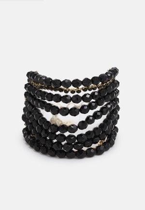 BEADED BRACELET - Bracelet - black