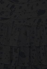 NIKKIE - SYA SKIRT - Mini skirt - black - 6