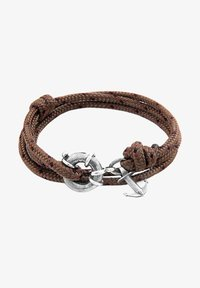 Anchor & Crew - CLYDE ANCHOR  - Bracelet - brown - 1