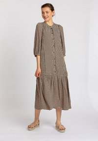 JUST FEMALE - Day dress - brown - 0