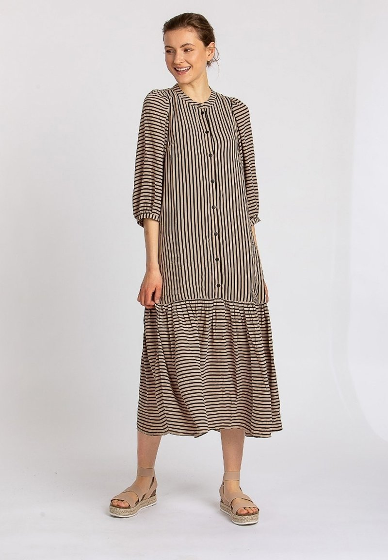 JUST FEMALE - Day dress - brown