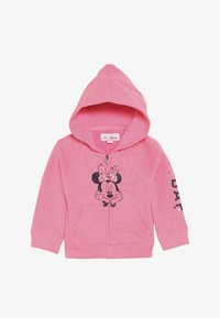 GAP - MINNIE MOUSE TODDLER GIRL - Sudadera con cremallera - pink light - 3