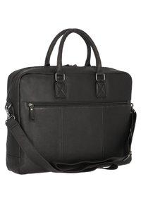 Burkely - BURKELY ANTIQUE  - Briefcase - black - 1