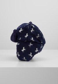 GAP - TODDLER GIRL - Mütze - dark blue - 2