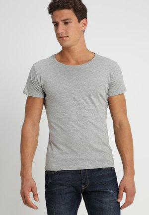 MILK - Basic T-shirt - silver melange