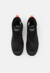Palladium - PAMPA HI - Lace-up ankle boots - black - 4