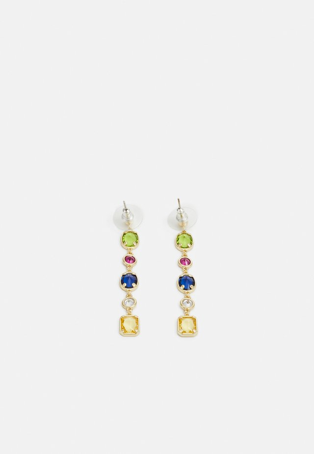 TROY LONG EAR OVAL - Boucles d'oreilles - mix