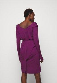 Vivienne Westwood - PANEGA DRESS - Jersey dress - purple - 2