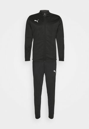 PLAY TRACKSUIT SET - Tuta - black/asphalt