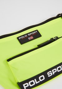 Polo Ralph Lauren - Sac banane - neon yellow - 2