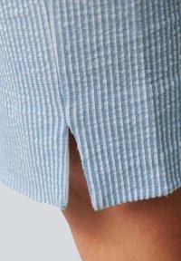 Alba Moda - Shirt dress - hellblau weiß - 5