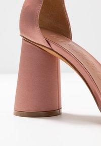 MAX&Co. - ALFREDO - Sandales à talons hauts - cladiella pink - 2