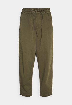 ALVA SKATE TROUSERS - Trousers - olive