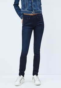 Pepe Jeans - PIXIE - Slim fit jeans - blue denim - 0