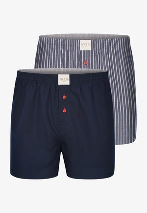 2-PACK 'CLASSICS' - Boxershort - dunkelblau