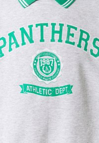 Vintage Supply - VARSITY PANTHERS GRAPHIC UNISEX - Sweatshirt - ash grey - 2