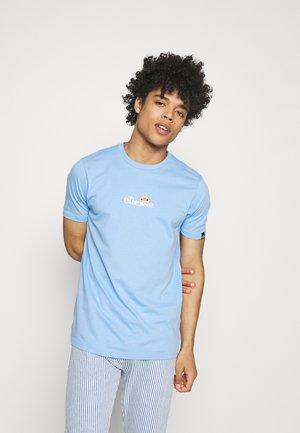 MAVOZ - T-shirt print - light blue