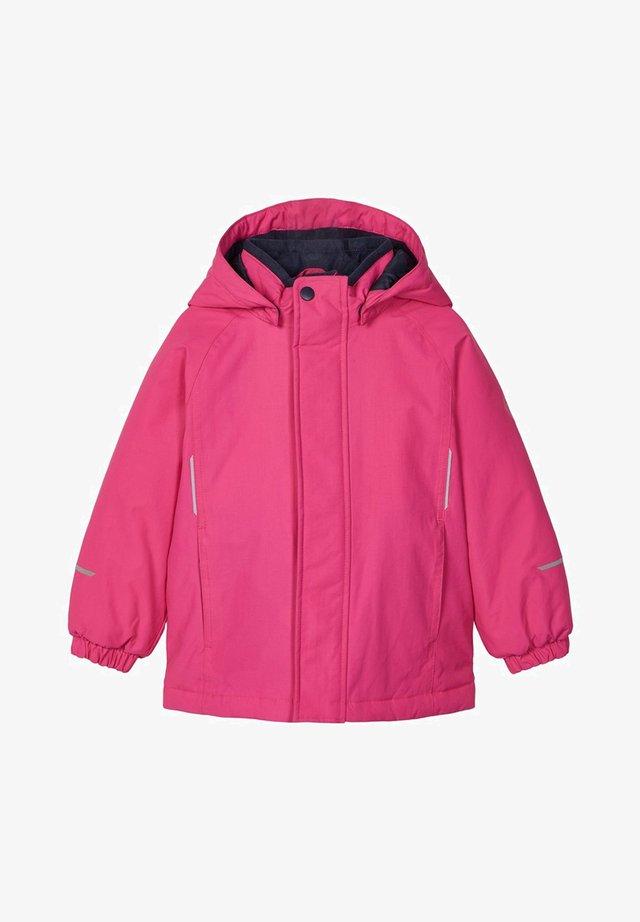 Ski jacket - fuchsia purple