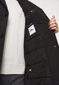 J.LINDEBERG - WOLGER TECH PADDED COAT - Classic coat - black - 3
