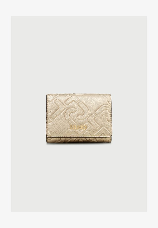 Plånbok - gold