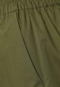 Gestuz - CASSIAGZ  - A-line skirt - dark olive - 5