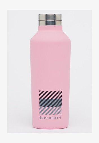 Drink bottle - pale pink