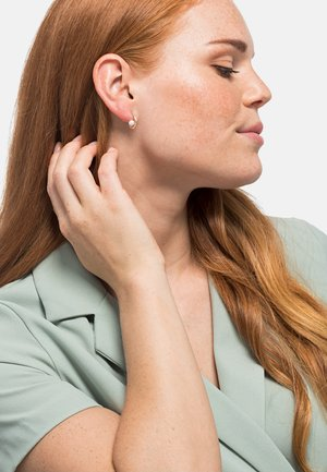 BRIA - Boucles d'oreilles - rose goldfarbend