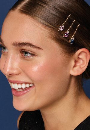 Hair styling accessory - goldfarben