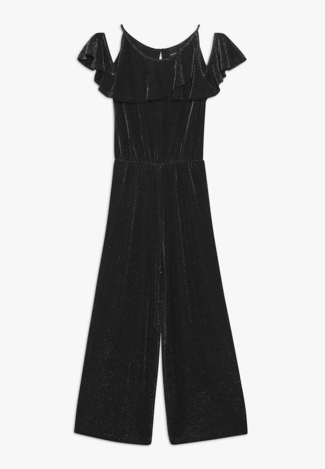 NLFSUNA LONG - Jumpsuit - black