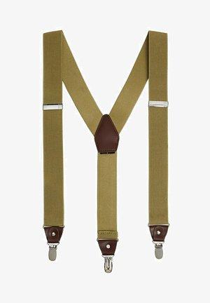 SUSPENDE - Belt - beige