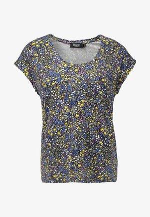 EWEL SANNA TEE - Print T-shirt - mineral yellow