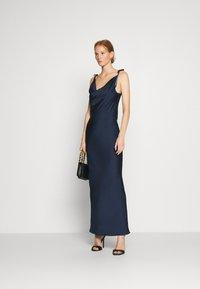Swing - DRESS - Maxi dress - ink - 1