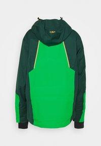 CMP - MAN JACKET HOOD - Ski jas - green - 7