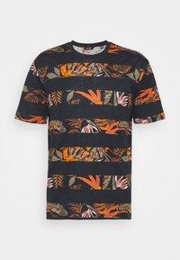 ONSMELODY LIFE TEE - Print T-shirt - dark navy