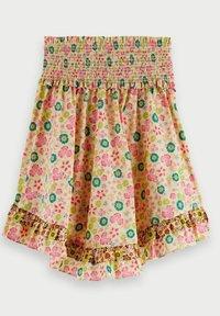 Scotch & Soda - A-line skirt - combo f - 1