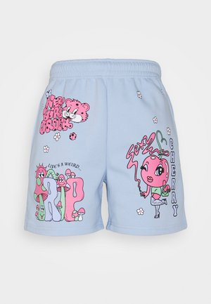CHERRY TRIP - Shorts - blue