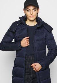 HUGO - FLEURIS - Winter coat - open blue - 4