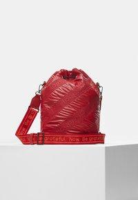 Desigual - TAIPEI  - Handbag - red - 1