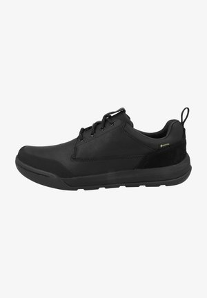 Veterschoenen - black  leather