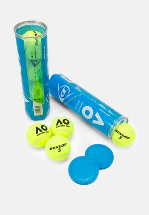 AUSTRALIAN OPEN 8 PACK UNISEX - Tennis ball - gelb