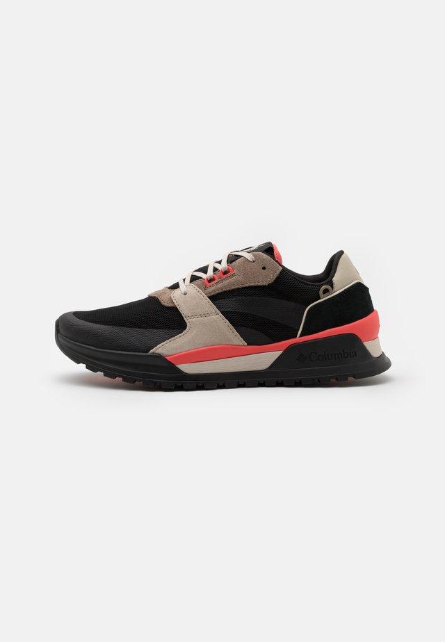 WILDONE ANTHEM - Chaussures de marche - black/red coral