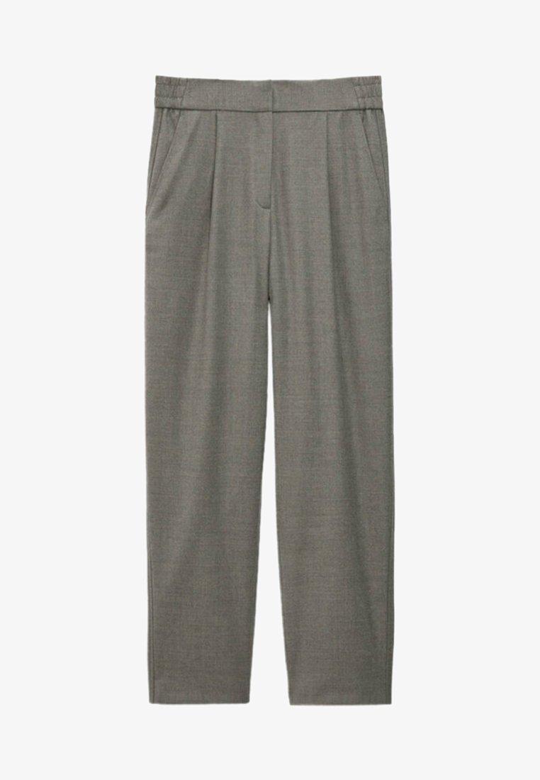 Massimo Dutti - Trousers - grey