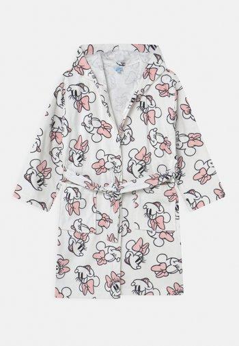 KID DISNEY MINNIE - Dressing gown - brilliant white