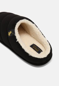 Polo Ralph Lauren - EMERY  - Mules - black with gold - 6