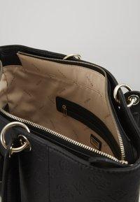 Guess - KAMRYN TOTE - Handbag - black - 4