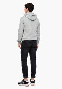 s.Oliver - Straight leg jeans - grey - 2