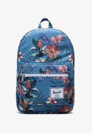 POP QUIZ - Rucksack - summer floral heaven blue