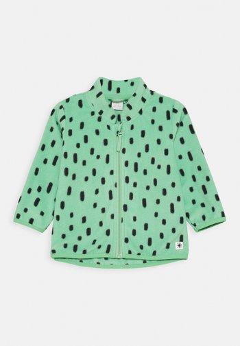 JACKET UNISEX - Fleece jacket - green