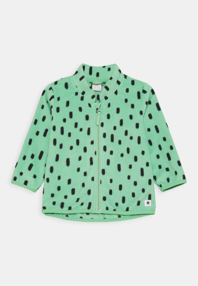 JACKET UNISEX - Fleecová bunda - green