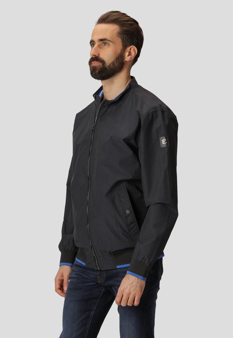 Pre End - ELBERT - Light jacket - ultra dark navy